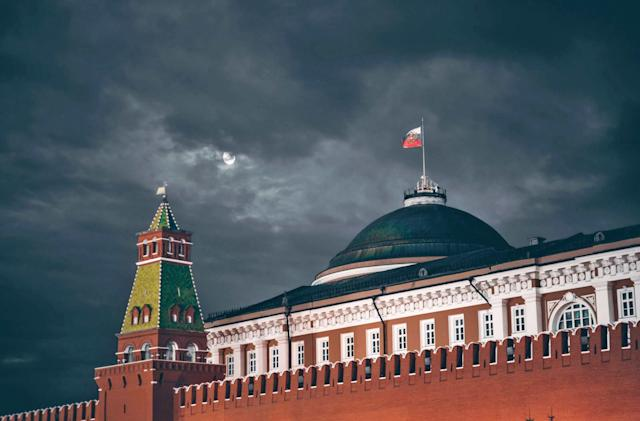 Russian 'sovereign internet' bill could give Putin his own Great Firewall