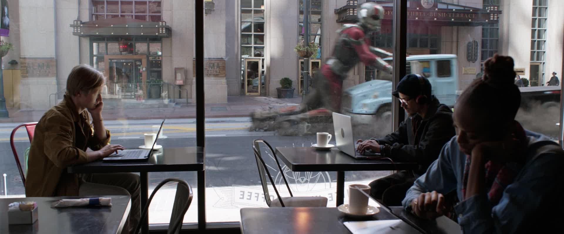 《蟻俠2》中文版預告2
