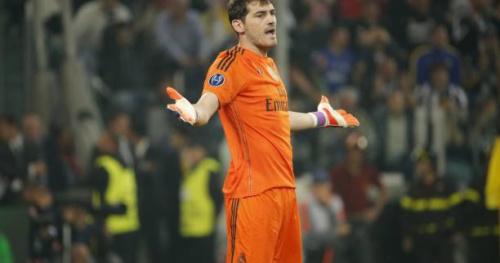 Foot - ESP - Real - San Iker Casillas s'est sacrifié pour le Real Madrid