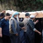 Syrian refugee father and son laid to rest as New Zealand burials start