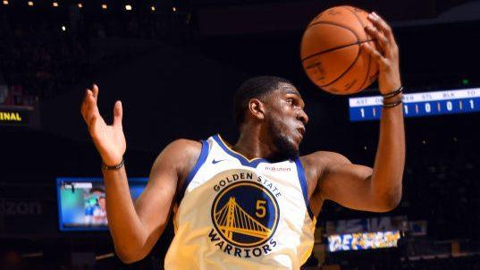 Warriors Kevon Looney cleared for on-court basketball work, will return soon