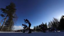 Nordic skiing: Russia takes team sprint gold as Norway, Finland collide