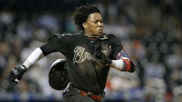 Acuna highlights historic day of baseball