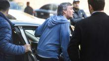 Kirchner's son in court over Argentine corruption scandal