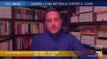 """Massimo Giannini: """"Ho visto tante persone morire, alcune se ne vanno senza un ultimo saluto"""""""
