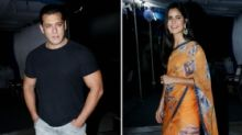 Pics: Salman, Katrina Spotted Promoting 'Bharat' in Bandra