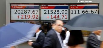 North Korea war cries stifle stocks