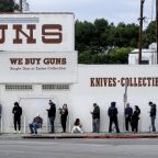 Gun background checks smash records amid coronavirus fears