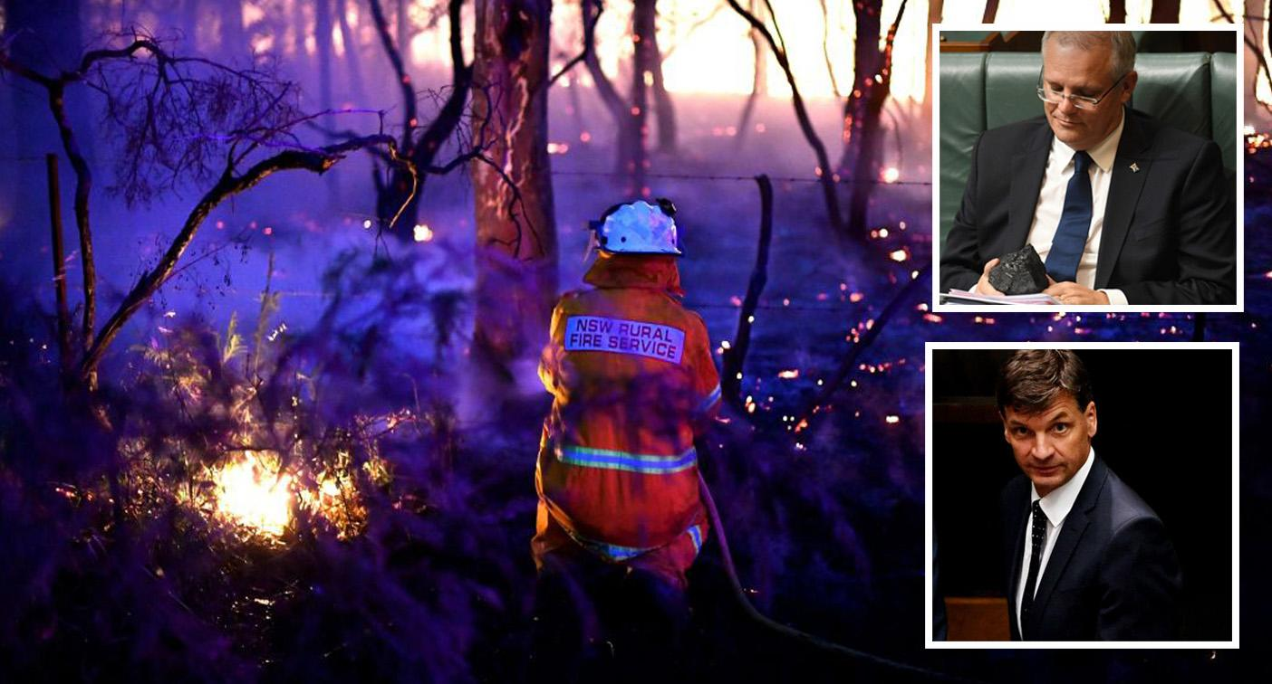 'A nail in our coffins': Why the world is outraged at Australia over bushfires