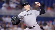 Rizzo shines again with key hit, Yankees beat Marlins 3-1