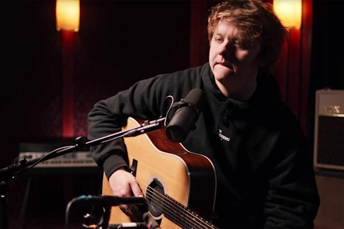 Lewis Capaldi/YouTube