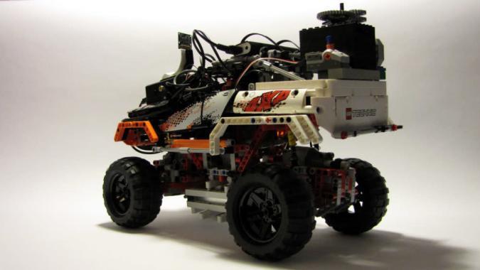 DIY-Lego-RC mit Raspberry Pi