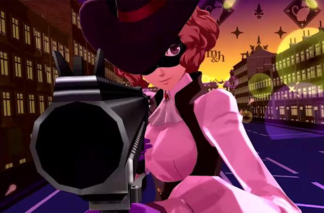 'Persona 5 Royal' trailer offers a peek at the expanded story