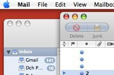 TUAW Tip: open a second Mail window to stay productive