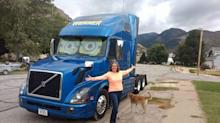 Just 6 percent of America's truck drivers are women—here's what it's like