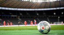 Fußball: Geisterspiele bleiben in der Bundesliga Realität