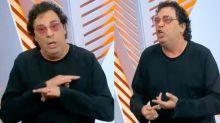 """Casão se revolta com diálogos de Robinho: """"Não aceito e não vou me calar"""""""