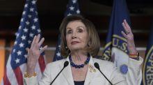 Pelosi denies 'hate' for Trump amid impeachment hearings
