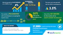 COVID-19 Impact and Recovery Analysis|Dry-cleaning And Laundry Services Market 2019-2023 | Smart-laundry Technology to Boost Growth | Technavio