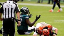 Bengals, Eagles play to 23-23 tie