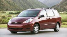 Toyota recalls more than 300,000 Sienna vehicles