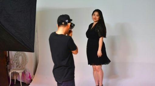 A plus-size challenge to South Korea's beauty 'norm'