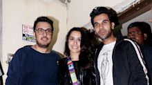 Pics: Taapsee Pannu, Vicky Kaushal, Gul Panag at the screening of 'Stree'