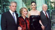 Kirk Douglas Turns 100 —With Help From Son Michael and Catherine Zeta-Jones