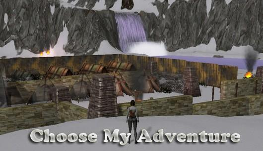 Choose My Adventure: Making the world (a better place?)