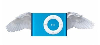 iPod shuffle 2G is no more