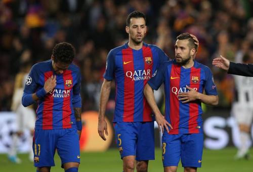 La Juventus éteint le Barça