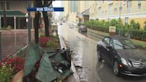Tornado roars through Harbour Island, Channelside, Davis Islands