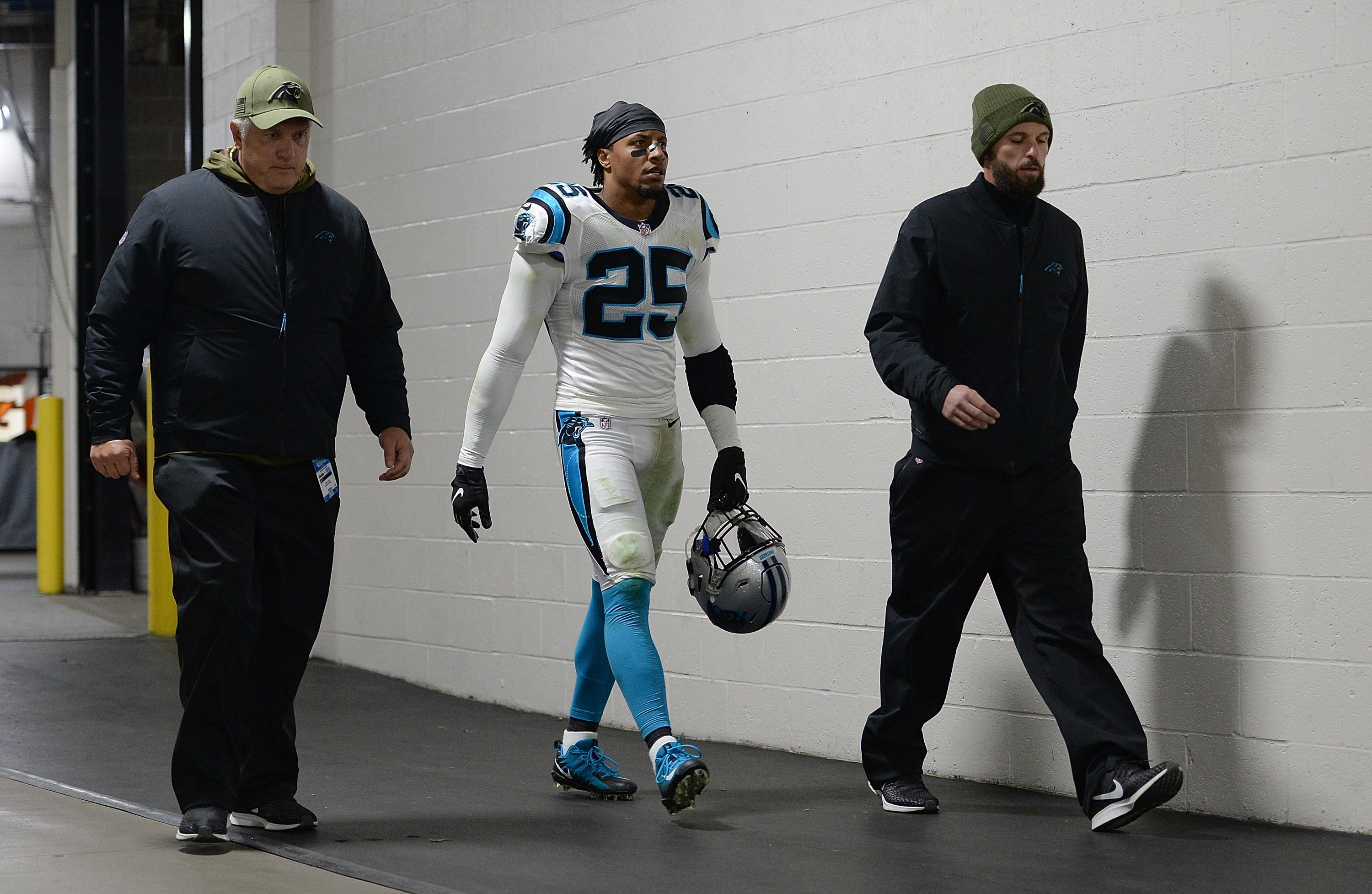 Eric Reid claims NFL drug tested him for fifth time after his ejection vs. Steelers