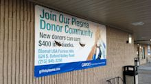 Family Builds $3.8Billion Fortune, One Pint of Blood at a Time
