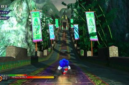 Joystiq E3 eyes-on: Sonic Unleashed