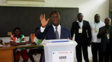 Violence and low turnout in Ivory Coast's constitutional referendum