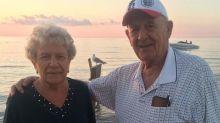 L'histoire de ce couple de l'Ontario qui a trouvé l'amour grâce à une bouteille à la mer fait le buzz