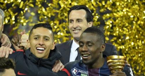 Foot - C.Ligue - PSG - Unai Emery (PSG) : «C'était important»