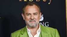 'The One Show' viewers think Hugh Bonneville used filter during Zoom chat