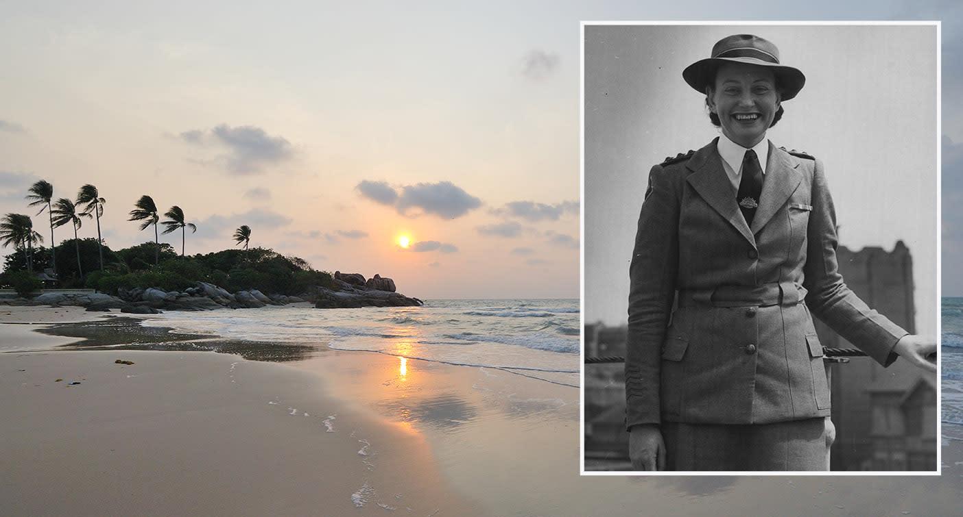 Aussie WWII nurse who survived beach massacre 'tortured' by rape secret
