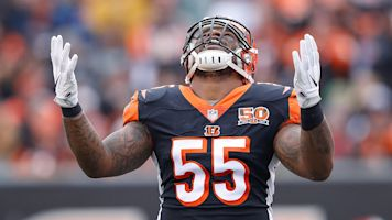 Burfict gets massive fine for hits, but can play