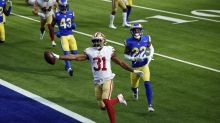Resurrected 49ers try to continue playoff push away from home vs. Bills on Yahoo Sports app