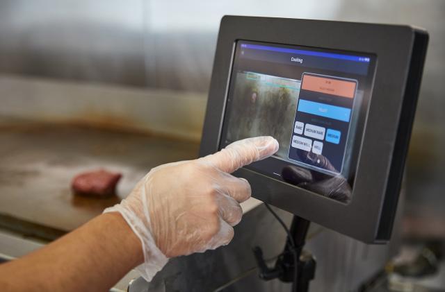 Miso's AI-powered app helps restaurants cook the perfect medium rare steak