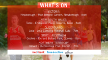 Find out more about Medibank's Free + Active Program