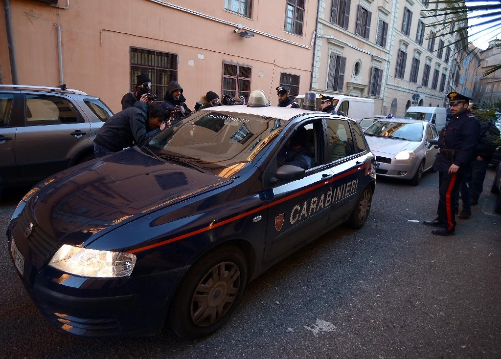 """Italy's Interior Minister Angelo Alfano congratulated police on a successful sting on the acting head of """"one of the 'Ndrangheta's most powerful clans"""""""