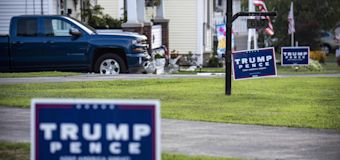 'Shy' Biden voters may actually outnumber Trump's