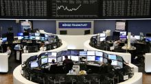 Telecoms, banks lift European shares in post-Thanksgiving rally
