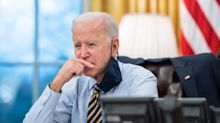 Aides to Joe Biden describe the president as having a 'short fuse' but he never erupts in fits of rage like Donald Trump, report says