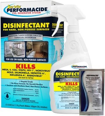 News post image: Ocean Bio-Chem, Inc. Announces Expansion of Production Capacity for Performacide®, which is on the EPA's List N: Disinfectants for Use Against SARS-CoV-2