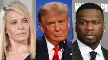 50 Cent Does a 180, Says He 'Never Liked' Trump After Chelsea Handler Chews Him Out